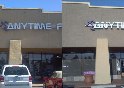 Payson Shopping - Before & After