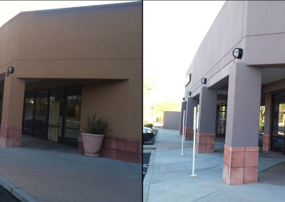 Shoppes 1 - Before & After